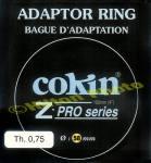 Cokin Z Pro 58mm Adapter Ring Z458