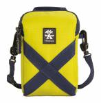 Crumpler DREWBOB POUCH 100 in lime and dark blue