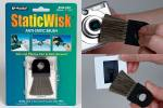 Kinetronics StaticWISK 30mm Anti Static Brush