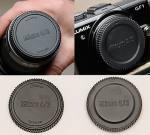 Body & Rear Lens Cap Combo Micro 4/3