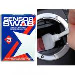 Sensor Cleaning Type 3 Swabs 100 Pack by JUST