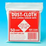 Dust Aid DUST-CLOTH Cleaning Wipes Pack of 50