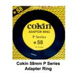 Cokin P Series 58mm Adapter Ring