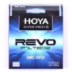 Hoya 58mm Revo SMC UV(O) Filter