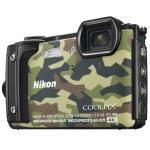 Nikon Coolpix W300 Waterproof Digital Camera in Camouflage