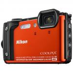 Nikon Coolpix W300 Waterproof Digital Camera in Orange