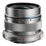 Olympus M.ZUIKO DIGITAL ED 12mm f2.0 Lens (Silver)