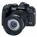 Olympus OMD E-M1 Mark III 12-100mm Pro Kit in Black
