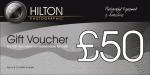 E-Gift Vouchers : �50 Voucher