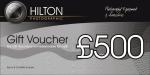 E-Gift Vouchers : �500 Voucher