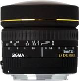 Sigma 8mm f/3.5 EX DG Circular Fisheye Canon Fit
