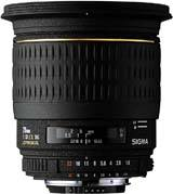 Sigma 20mm f/1.8 EX DG ASPHERICAL RF Canon Fit