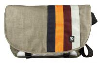 Crumpler DINKY DI Messenger Bag in Khaki and Orange