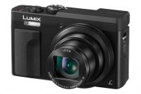 Panasonic Lumix TZ-90 Digital Camera in Black