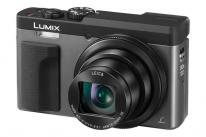 Panasonic Lumix TZ-90 Digital Camera in Silver