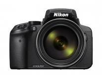 Nikon Coolpix P900 Digital Camera in Black