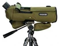 Opticron Spotting Scopes : Stay On Cases (Green)
