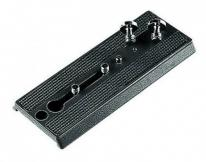 Manfrotto 357PLV Sliding Plate With 2 x 1/4 And 2 x 3/8 Inch Screws