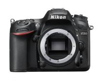 Nikon D7200 Digital SLR Camera Body Only