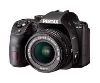 Pentax K-70 Digital SLR with DA 18-50mm WR Lens in Black