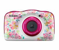 Nikon Coolpix W150 Waterproof Digital Camera in Flower Design