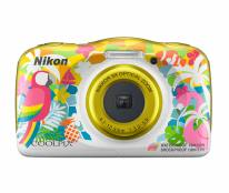 Nikon Coolpix W150 Waterproof Digital Camera in Resort Design