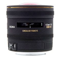 Sigma 4.5mm f/2.8 EX DC HSM Circular Fisheye Sony Fit