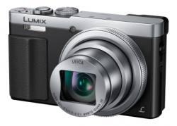 Panasonic Lumix TZ-70 Digital Camera in Silver