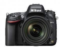Nikon D610 Digital SLR Camera With 24-85mm VR Lens