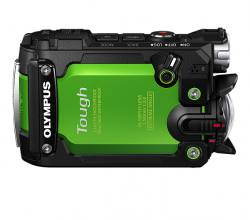 Olympus Tough TG-Tracker Action Camera in Green