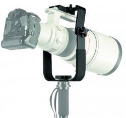 Manfrotto 393 Long Lens Monopod Bracket