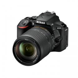Nikon D5600 Digital SLR + 18-140mm AF-S DX VR Lens in Black