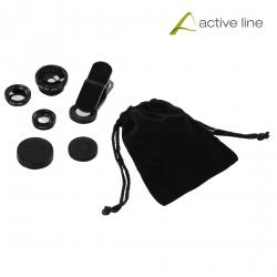 Hama 3in1 Uni Lens Kit for Smartphones and Tablets
