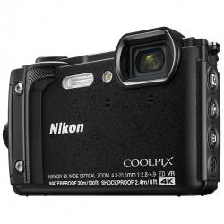 Nikon Coolpix W300 Waterproof Digital Camera in Black