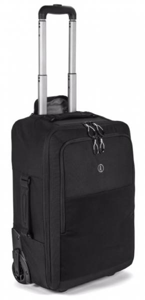 Tamrac SpeedRoller International Rolling Case in Black