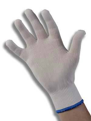Stretch Nylon Gloves Large Pack Of 2 Pairs