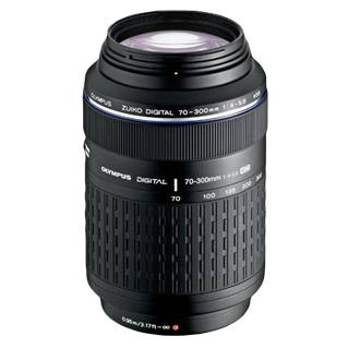 Olympus ZUIKO DIGITAL ED 70-300mm f4.0-5.6 Lens