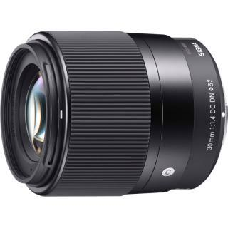 Sigma 30mm f1.4 DC DN Contemporary Sony E-Mount Fit