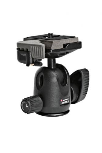 Manfrotto 494RC2 Ball & Socket Tripod Head
