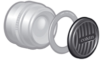 Cokin Filters : P Series Adaptor Ring Cap (253)