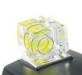 Hotshoe Spirit Level (Single Bubble)