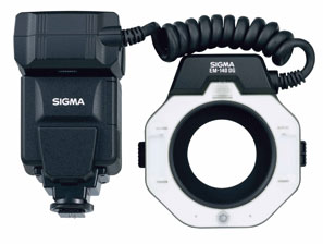 Sigma EM140 DG Ring Flash Sony Fit