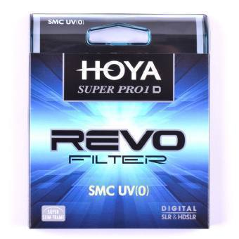 Hoya 62mm Revo SMC UV(O) Filter