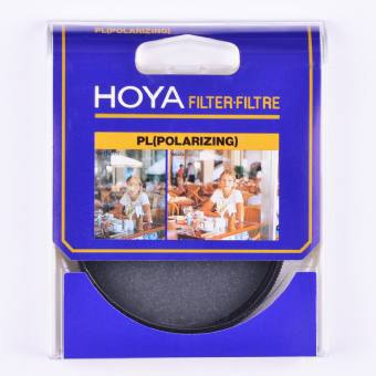 Hoya 49mm Linear Polarising Filter