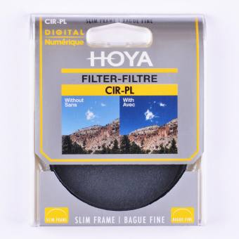 Hoya 37mm Slim Circular Polariser Filter