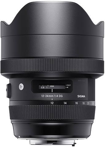 Sigma 12-24mm f4 DG HSM Art Lens Nikon Fit