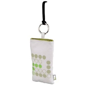 Aha Mobile Phone Case Green/White by Hama