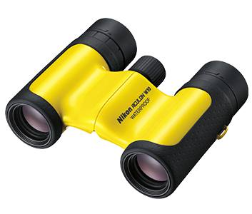 Nikon Aculon W10 8x21 Binoculars in Yellow