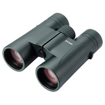Opticron T4 Trailfinder WP 10 x 42 Roof Prism Binoculars in Green