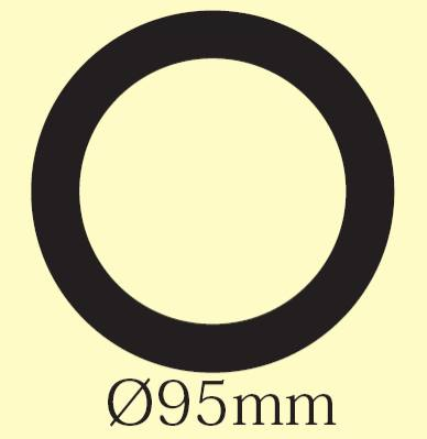 Cokin X-Pro 95mm TH1.00 Adapter Ring X495B